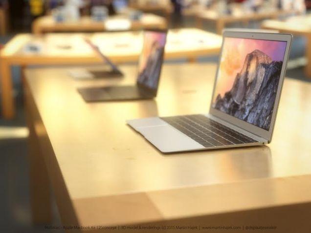 12インチ新型MacBook Air、3月までのデビューにむけ量産開始?