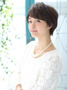 【ヘアスタイル】大人かわいい楽チンなシンプルベリーショート☆