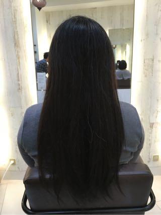 【ヘアドネーション】長く伸ばした髪をバッサリ!ショートボブにカット!