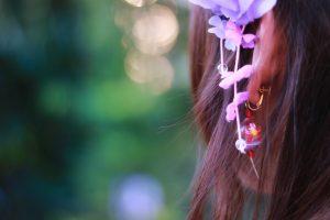 【Q&A】髪の毛を耳にかけたあとにつくあとを簡単に直す方法ってありませんか?