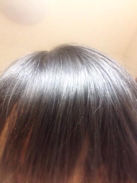 【Q&A】前髪だけ縮毛矯正かけていて2ヶ月たったんですがパーマかけることは可能ですか?