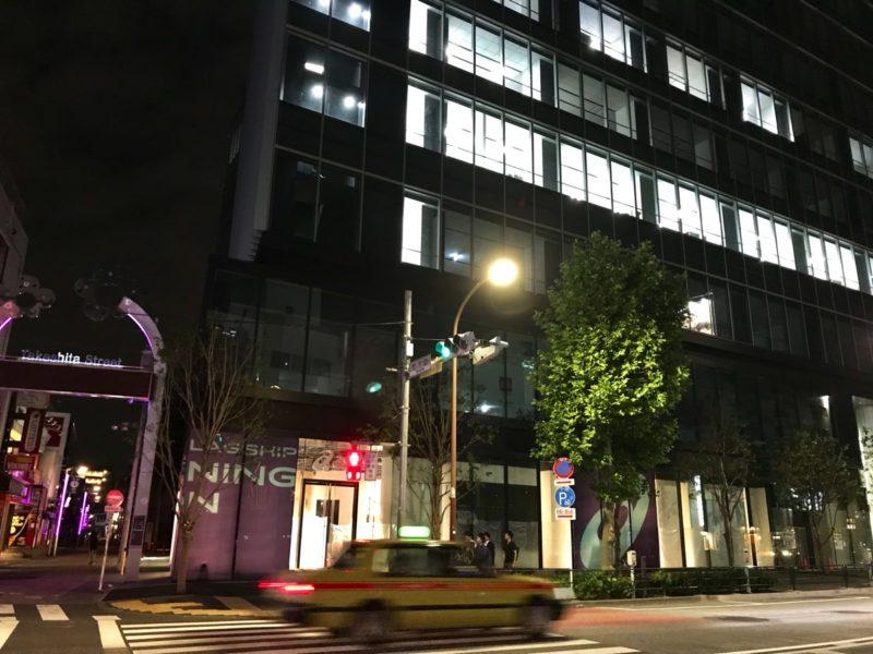 ずっと気になってた竹下通り×明治通りのビルの正体【@原宿】