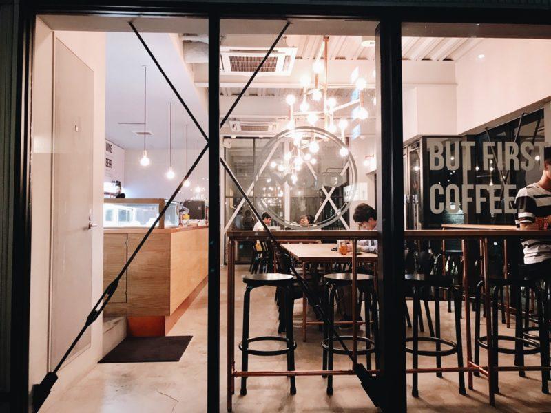 落ちついた空間でコーヒーを。「MojoCoffee(モジョコーヒー)原宿店」【@原宿】